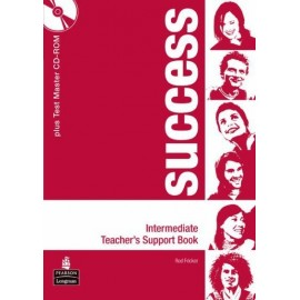 Success Intermediate Teacher's Book + Test Master CD-ROM