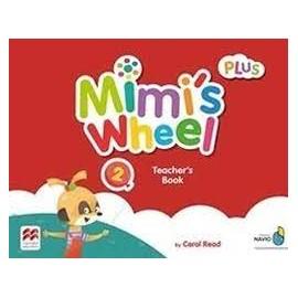 Mimi's Wheel Level 2 Teacher's Book Plus with Navio App
