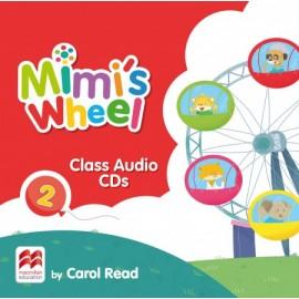 Mimi's Wheel Level 2 Audio CD