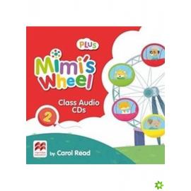 Mimi's Wheel Level 2 Audio CD Plus