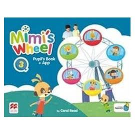 Mimi's Wheel Level 3 Pupil's Book with Navio App