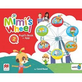 Mimi's Wheel Level 1 Teacher's Book with Navio App