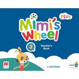 Mimi's Wheel Level 3 Teacher's Book Plus with Navio App