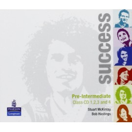 Success Pre-intermediate CD