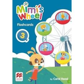 Mimi's Wheel Level 3 Flashcards Plus