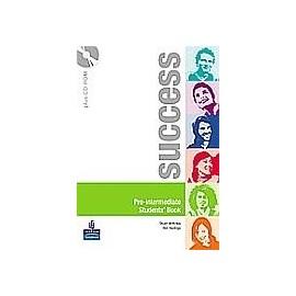 Success Pre-intermediate Student's Book + CD-ROM