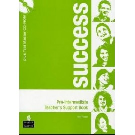 Success Pre-intermediate Teacher's Book +Test Master CD-ROM
