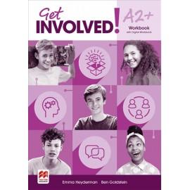 Get Involved! Level A2+ Workbook and Digital Workbook