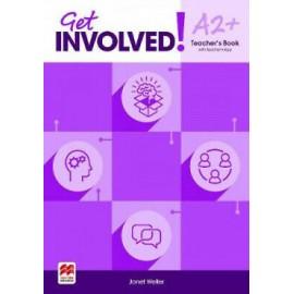 Get Involved! Level A2+ Teacher's Book with Teacher's App