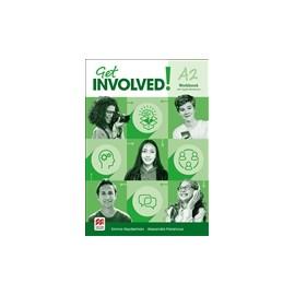 Get Involved! Level A2 Workbook and Digital Workbook