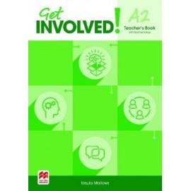 Get Involved! Level A2 Teacher's Book with Teacher's App