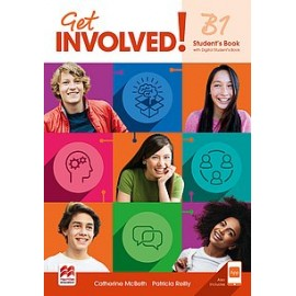 Get Involved! Level B1 Student's Book with Student's App and Digital Student's Book