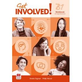 Get Involved! Level B1 Workbook and Digital Workbook