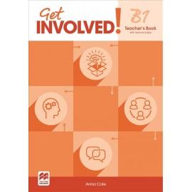 Get Involved! Level B1 Teacher's Book with Teacher's App