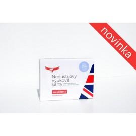 Angličtina - Nepustilovy výukové karty / Začátečníci