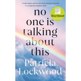 No One Is Talking About (The 2021 Booker Prize shortlist)