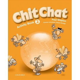 Chit Chat 2 Activity Book (International Edition)