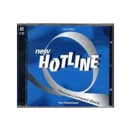 New Hotline Elementary Class Audio CDs (2)