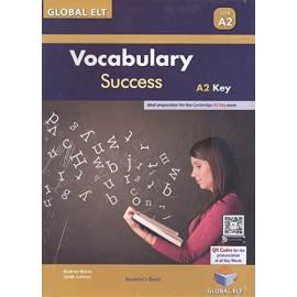 Global ELT Vocabulary Success A2 Key - Self-study Student´s Book