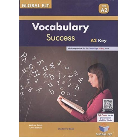 Vocabulary Success A2 Key - Self-study Student´s Book