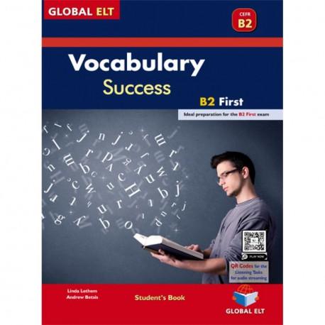 Vocabulary Success B2 First - Self-study Student´s Book