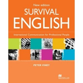 Survival English New Edition Pre-Intermediate Student's Book + CD