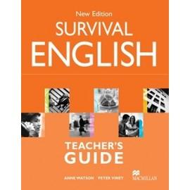 Survival English New Edition Pre-Intermediate Teacher's Guide