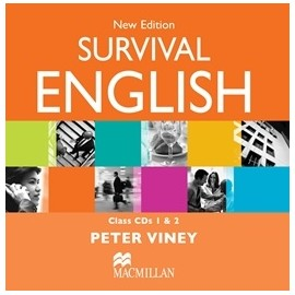 Survival English New Edition Pre-Intermediate Class CDs