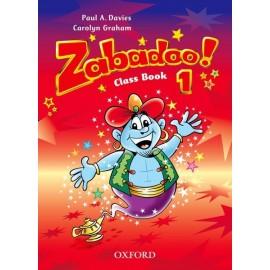 Zabadoo! 1 Class Book