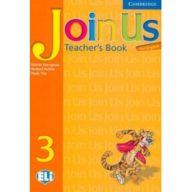Join Us for English 3 Teacher's Book