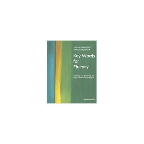 Key Words for Fluency Pre-Intermediate Thomson 9780759396296