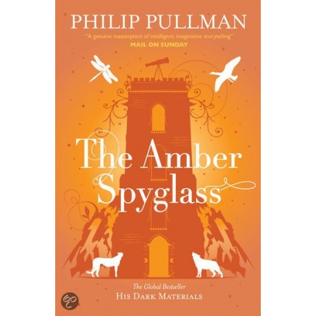 The Amber Spyglass Scholastic 9781407130248