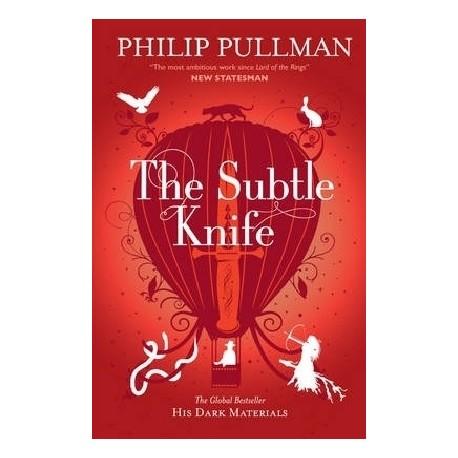 The Subtle Knife Scholastic 9781407130231