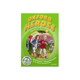 Oxford Heroes 1 Student's Book + MultiROM