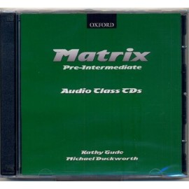 Matrix Pre-Intermediate Class Audio CDs