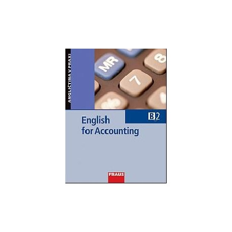 English for Accounting Fraus 9788072386048