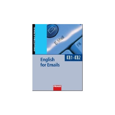 English for Emails Fraus 9788072386079