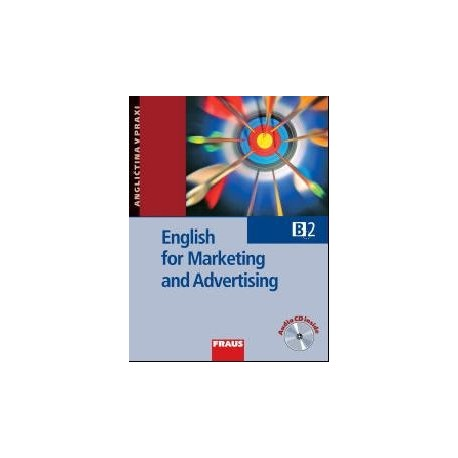 English for Marketing and Advertising + CD Fraus 9788072386093