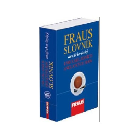 Slovník 1500 základních slov anglicko-český Fraus 9788072386994