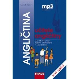 Angličtina učitele angličtiny + MP3 audio ke stažení