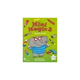 Mini Magic 2 Pupil's Book