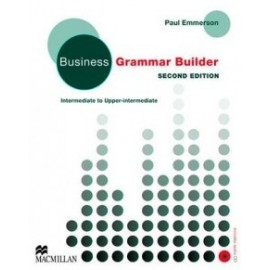 Business Grammar Builder Second Edition + CD