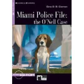 Miami Police File: The O'Nell Case + CD