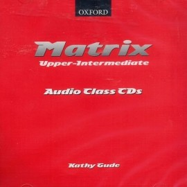 Matrix Upper-Intermediate Class Audio CDs