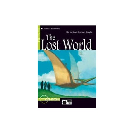 The Lost World + CD-ROM Black Cat - CIDEB 9788853005502