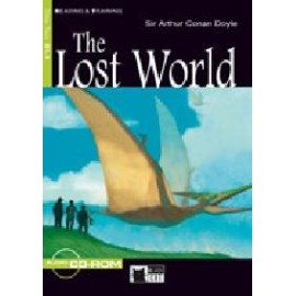 The Lost World + CD-ROM