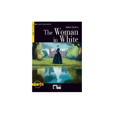 The Woman in White + CD Black Cat - CIDEB 9788853004833