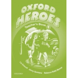 Oxford Heroes 1 Teacher's Book