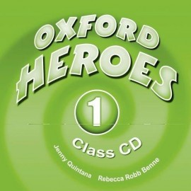 Oxford Heroes 1 Class CDs