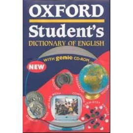 Oxford Student's Dictionary with Genie CD-ROM